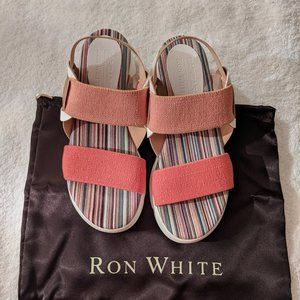 Rapisardi Ron White Marlize Platform Sandals